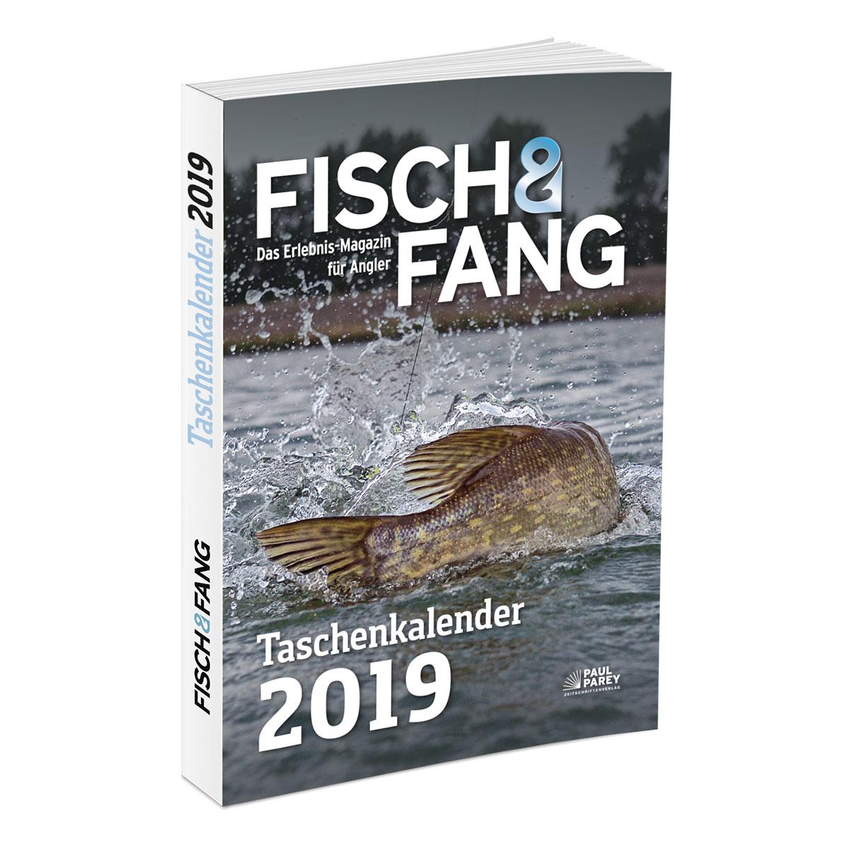 625220fd834e6e Taschenkalender FISCH   FANG 2019 (Download JPG)