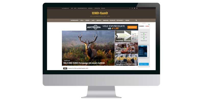 Relaunch Webseiten